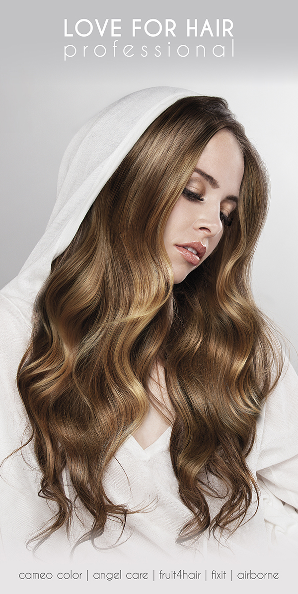 banner love for hair allgemein