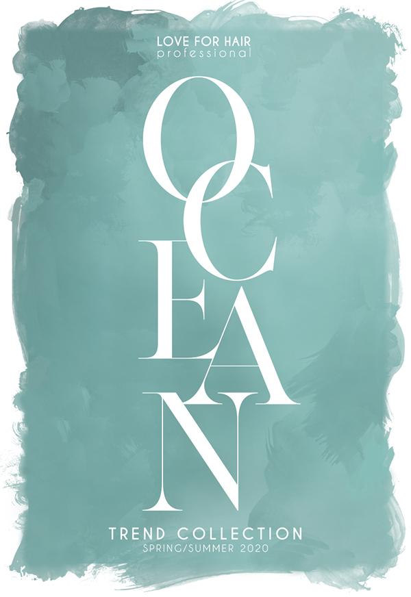 plakat ocean trendkollektion