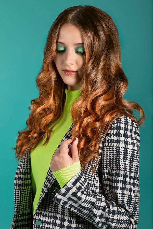 haare, model, styling, marina