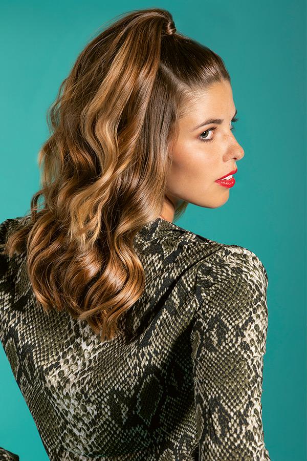 ramona model haare
