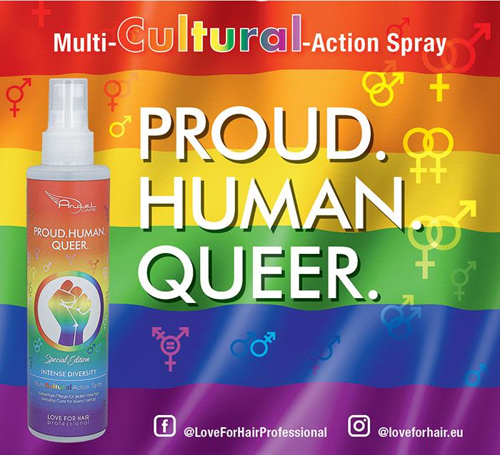 proud human queer