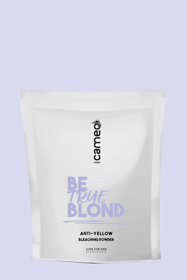 be true blonde